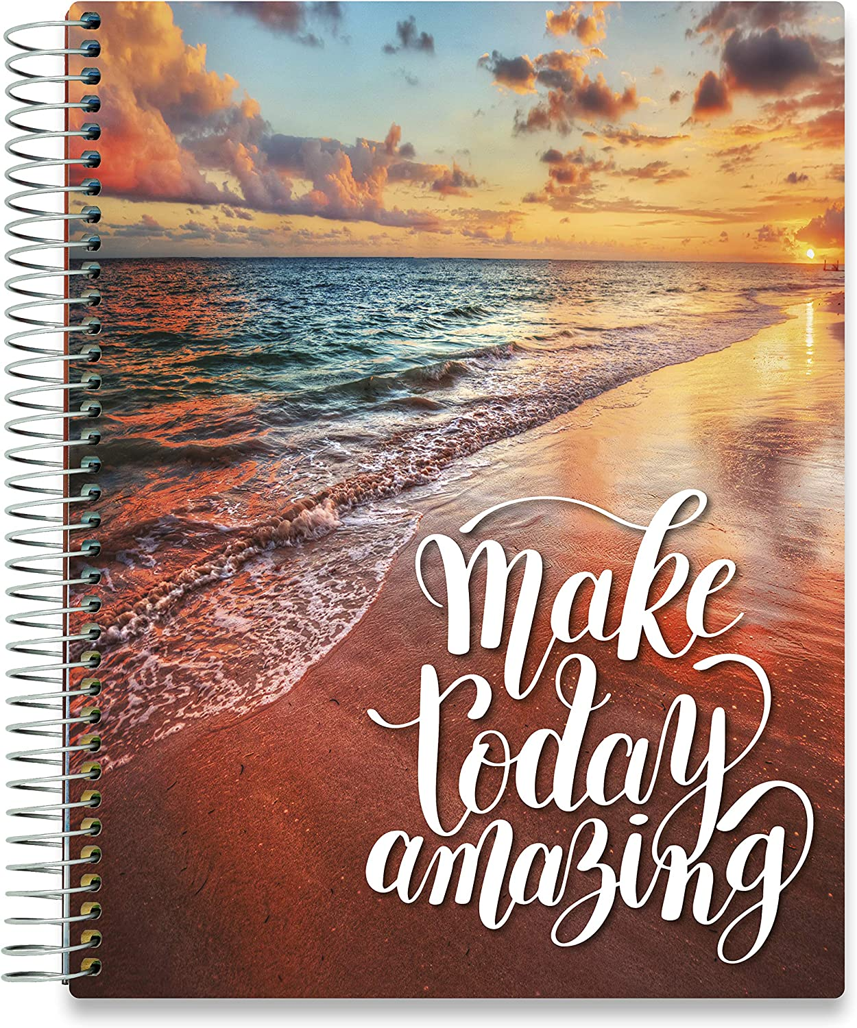 Tools4Wisdom 2021 Planner 2021 Calendar - Incl. December 2020 to Dec 2021 Daily Planner w/Full-Color Weekly and Monthly Planner Spreads, Tabs, Stickers - Tools for Wisdom Q4S - 8.5 x 11 Hardcover