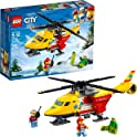 LEGO City Great Vehicles Ambulance Helicopter Building Kit