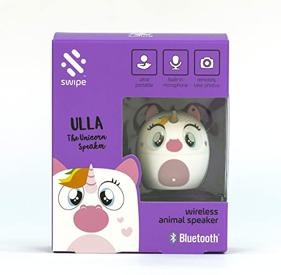 Thumbs Up Caricatore Wireless con Unicorno: Amazon.it