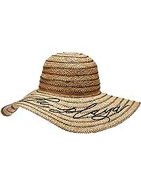 Michael Stars Womens A La Playa Straw Floppy Hat 6298692e82c9