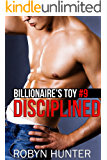 Disciplined: Billionaire's Toy #9