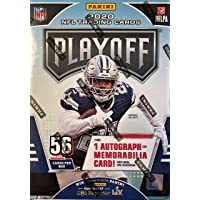 $69 » 2020 Panini PLAYOFF Football FACTORY Sealed Football Blaster Box - 56 Cards Per Box - 1…