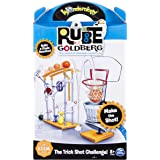 Rube Goldberg the Trick Shot Challenge Kids Physics