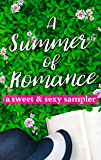 A Summer of Romance: A Sweet and Sexy Sampler: Serenity Harbor\Down Home Cowboy\Branded as Trouble\Call to Engage\Fatal Threat\Locked in Temptation