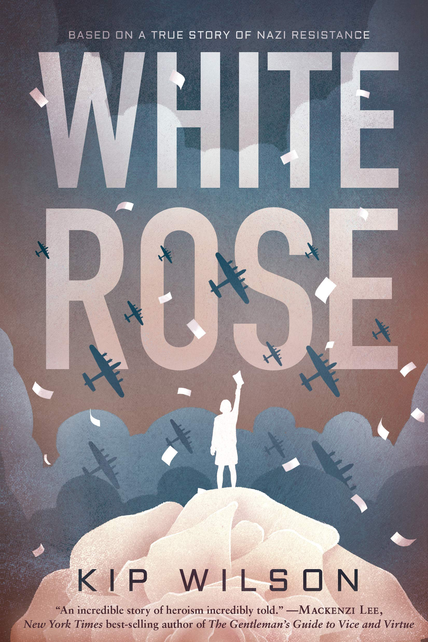 White Rose: Wilson, Kip: 9781328594433: Amazon.com: Books