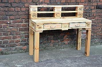 Outdoor Küche Paletten : Schreibtisch  aus euro paletten ähnlich