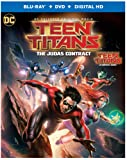 DCU: TEEN TITANS: THE JUDAS CONTRACT [Blu-ray]
