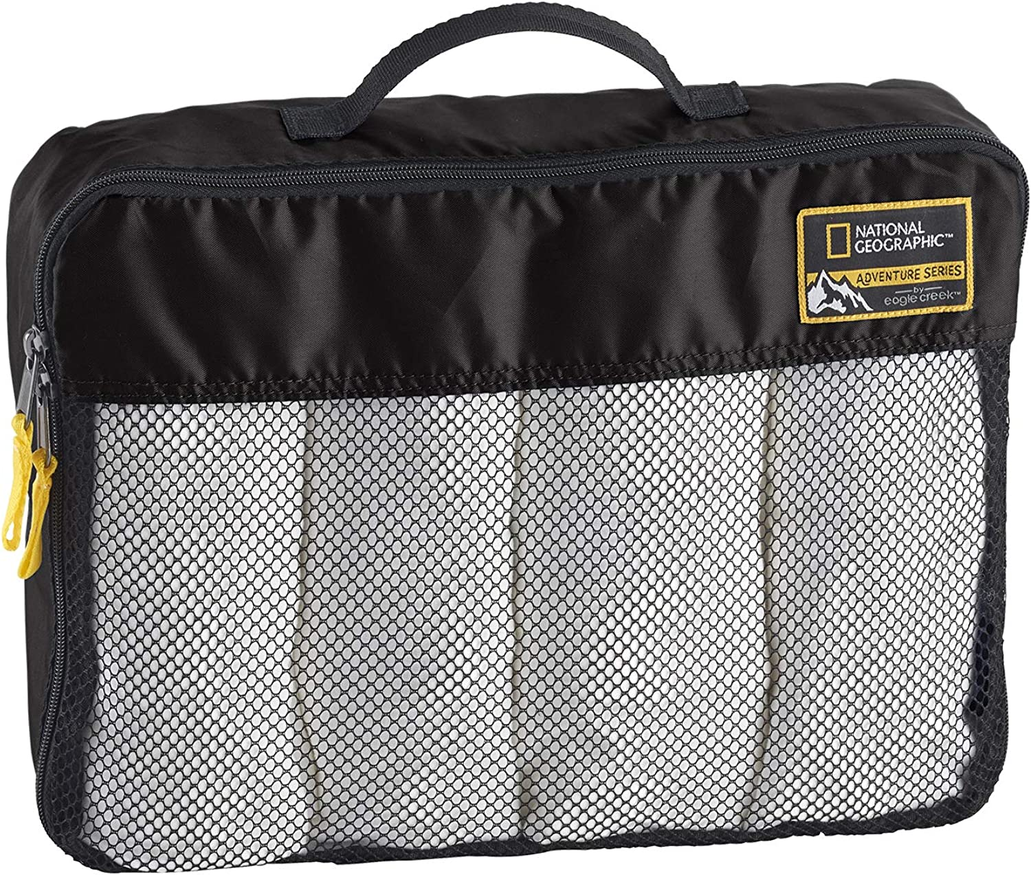 National Geographic Adventure Essential Packing Set Travel Organizer NEW