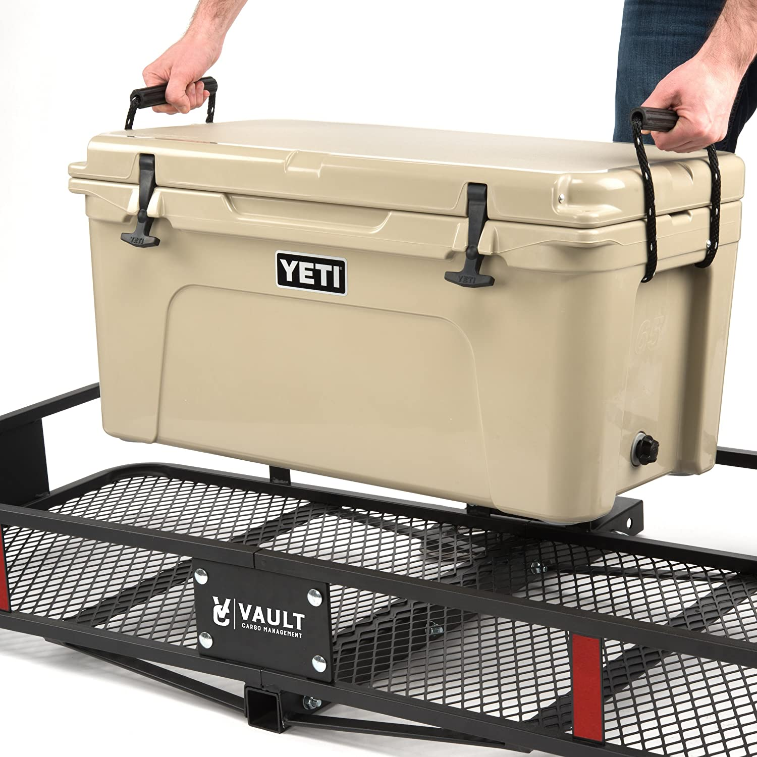 Steel Storage Rack & Basket made our list of unique camping gifts for men which are some of the most cool camping gifts for special occasions and the CampingForFoodies hand selected best camping gifts for him are awesome for the rest of the family too!