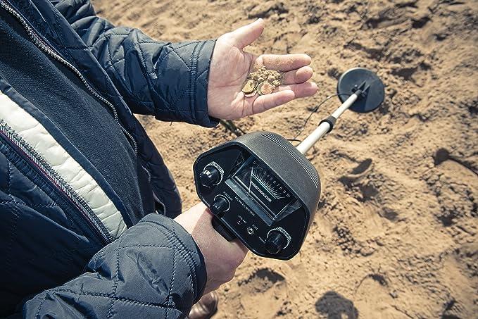 Con: P detector de metales, BOH29820: Amazon.es: Bricolaje y herramientas