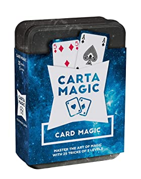 Cartamundi Carta de magia 25 trucos de tarjeta Fabulous Set ...