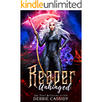 Reaper Unhinged (Deadside Reapers Book 6) book cover