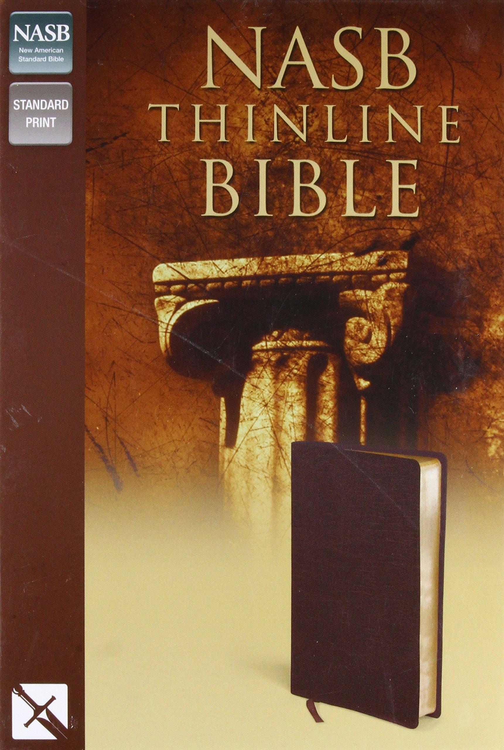 NASB Thinline Bible