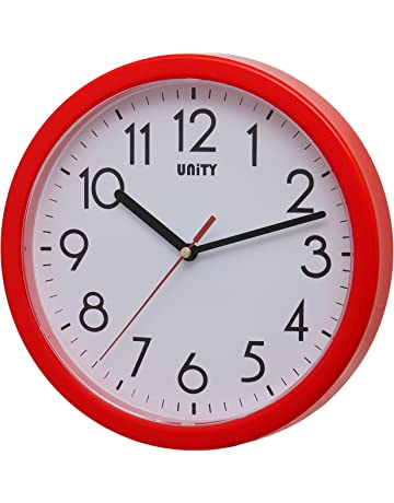 253160f9a363 Unity Hastings- Reloj de Pared