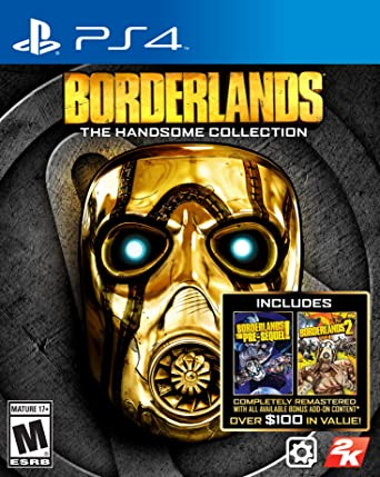 Amazon com: Borderlands: The Handsome Collection - Playstation 4