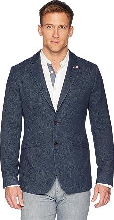 7093685e9708 Ted Baker Men s Beek Two-Button Blazer Navy 6  Amazon.co.uk  Clothing