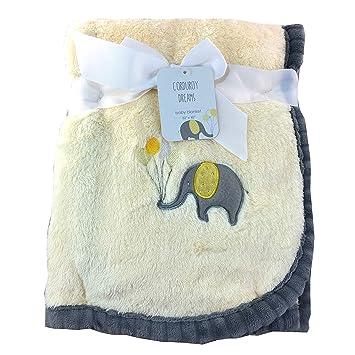 """Baby Blanket 30/"""" x 40/"""" Ultra Soft Plush Fleece Blanket for Girls Boys"""