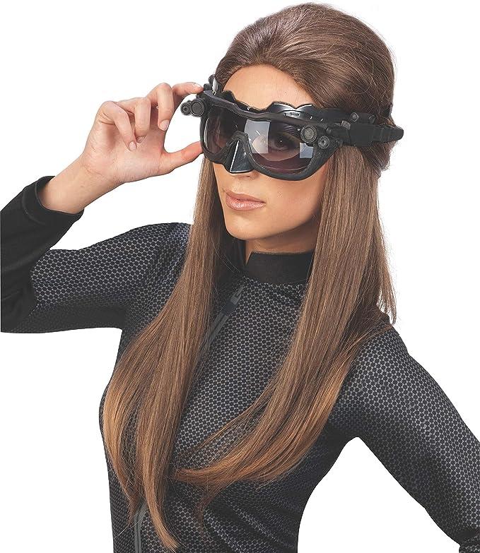 Rubie s oficial de Catwoman de Batman máscara y orejas, disfraz ...
