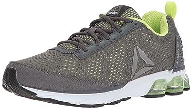 Reebok Men s Jet Dashride 5.0 Sneaker Ironstone Electric Flash 7 M US ab6cf89d7