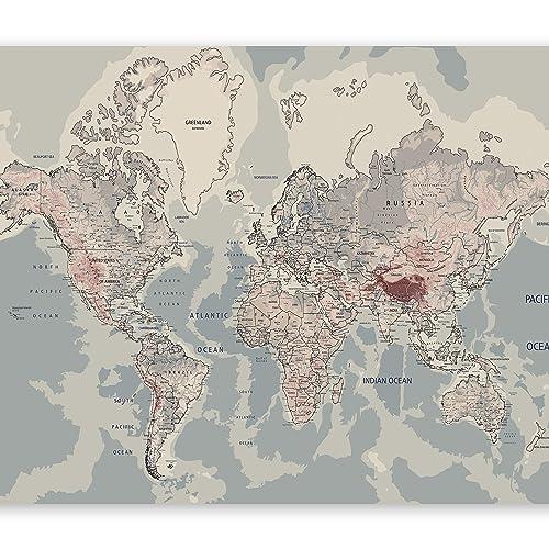 Map Wallpaper Amazoncouk