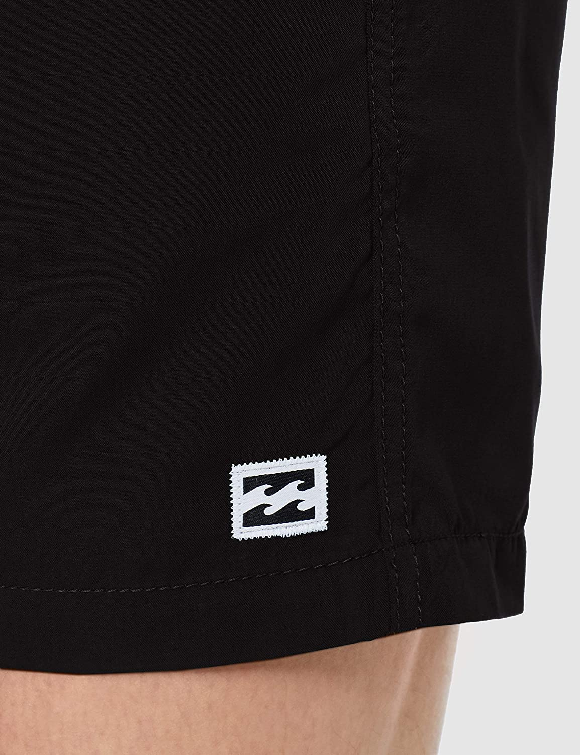 Black Billabong All Day Layback Elasticated Boardshorts