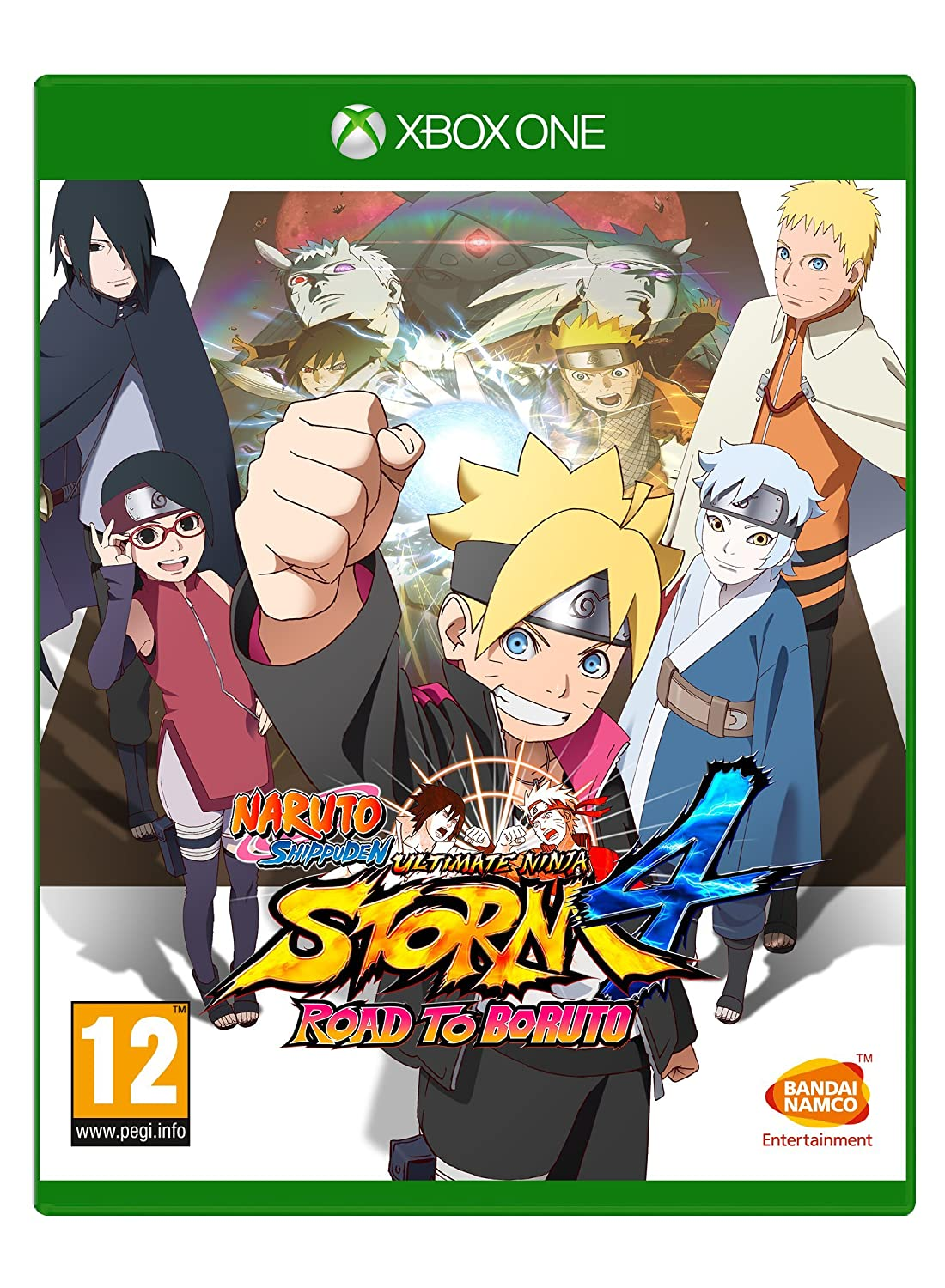 Amazon.com: Naruto Shippuden Ultimate Ninja Storm 4: Road to ...