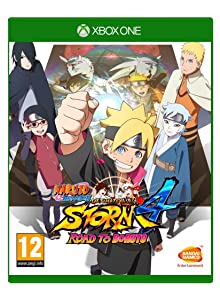 Naruto Shippuden Ultimate Ninja Storm 4: Road to Boruto (Xbox One)
