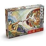 Quebra-cabeças Grow 3000 peças: Criação de Adão (exclusivo Amazon), Multicor