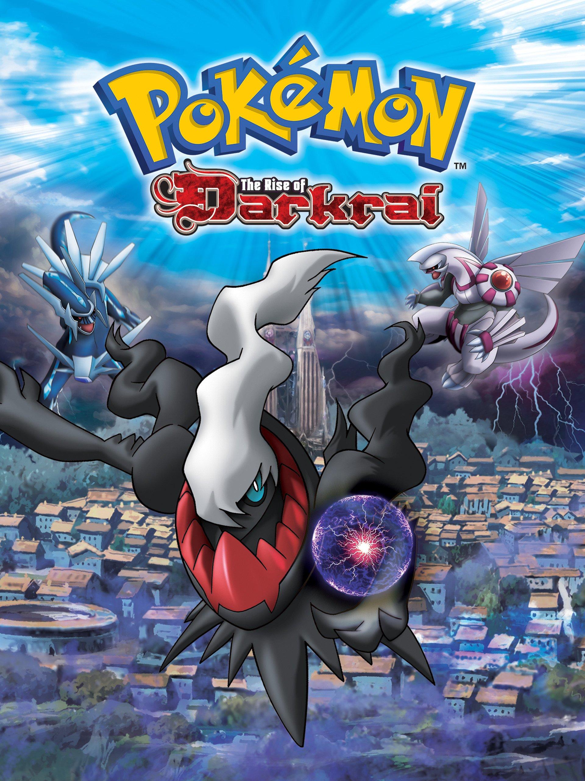 Watch Pokemon The Rise Of Darkrai Prime Video