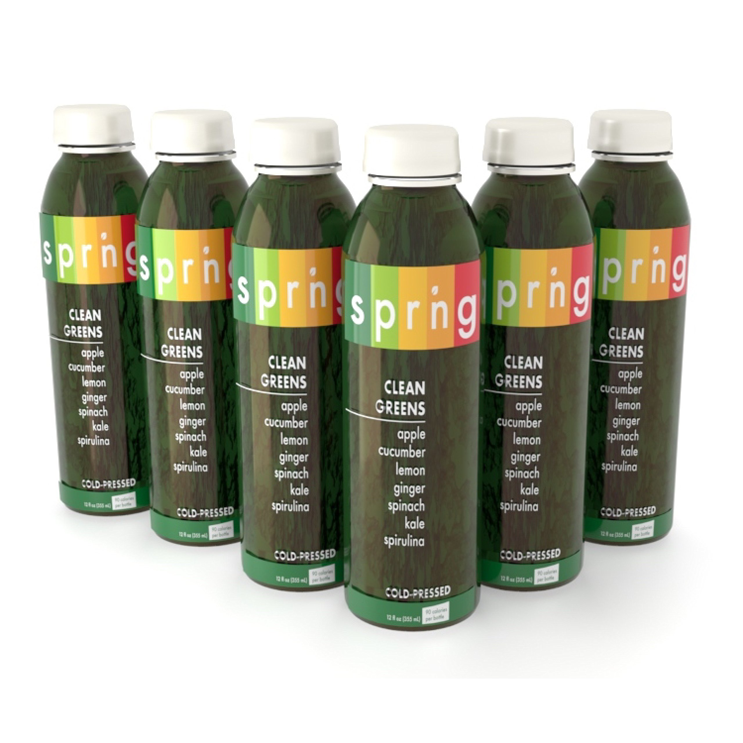 Amazon juice from the raw 3 day organic juice cleanse clean greens by sprng organic juices premium cold pressed green juice cleanse malvernweather Choice Image
