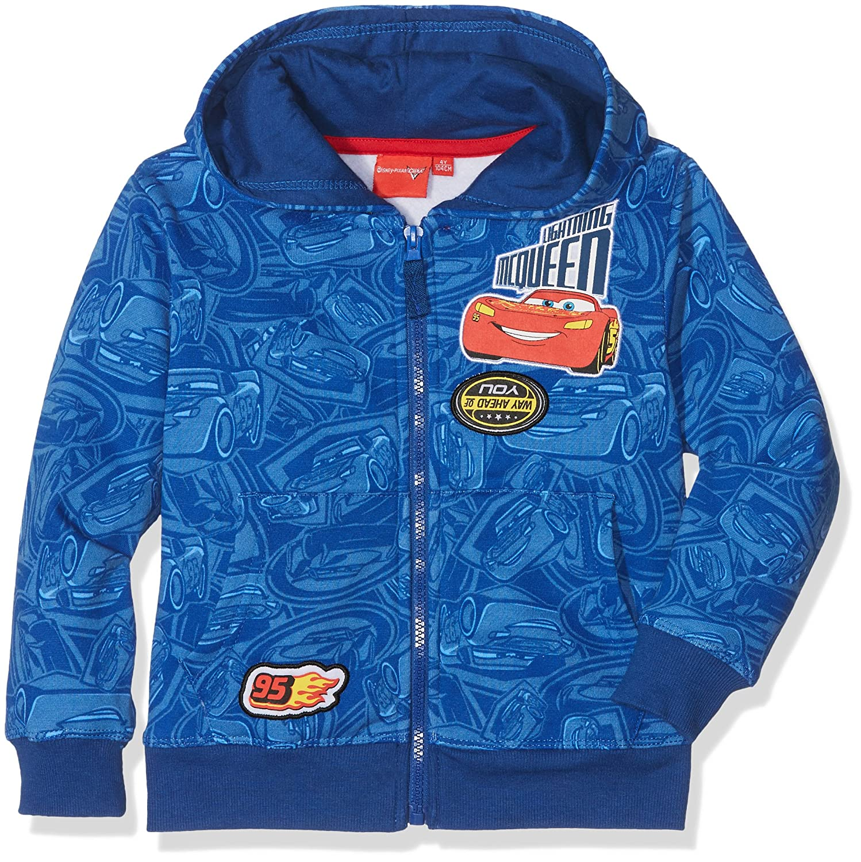 Disney Jungen Kapuzen-Sweatshirt Disney Cars WS-161201