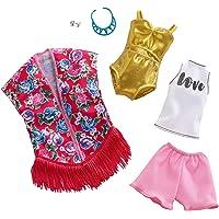 Barbienin Kıyafetleri İkili Paket FYW82-FXJ62