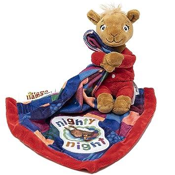 Amazon.com: Kids Preferred 77109 llama manta, multicolor ...