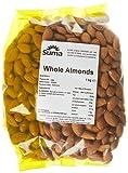 Suma Whole Almonds 1 kg