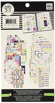 Me And My Big Ideas Ppsv-23-2048 C365 Sticker Teacher Value Pk