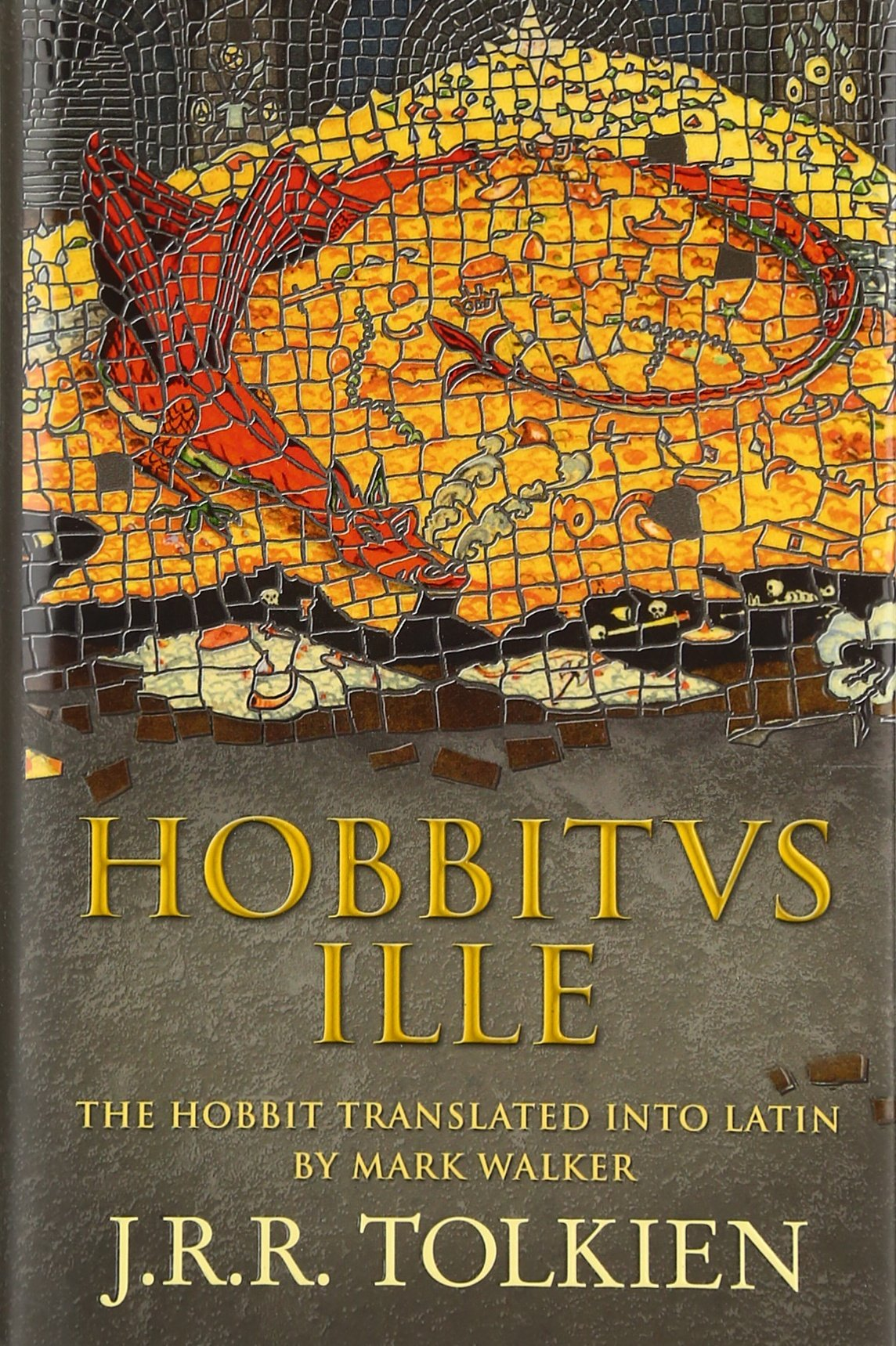 com hobbitus ille the latin hobbit  com hobbitus ille the latin hobbit 9780007445219 j r r tolkien mark walker books