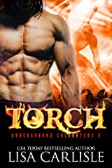Torch (a gargoyle shifter / werewolf romance) (Underground Encounters Book 9) Kindle Edition