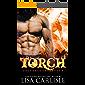 Torch (a gargoyle shifter / werewolf romance) (Underground Encounters Book 9)