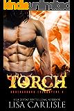 Torch (a gargoyle shifter / werewolf romance) (Underground Encounters Book 10)