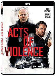 Book Cover: Acts of Violence