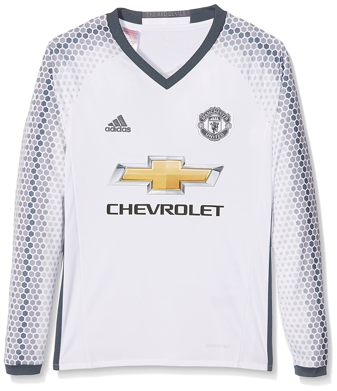 Adidas Kinder Manchester United Ausweichtrikot Replica Fußballtrikot