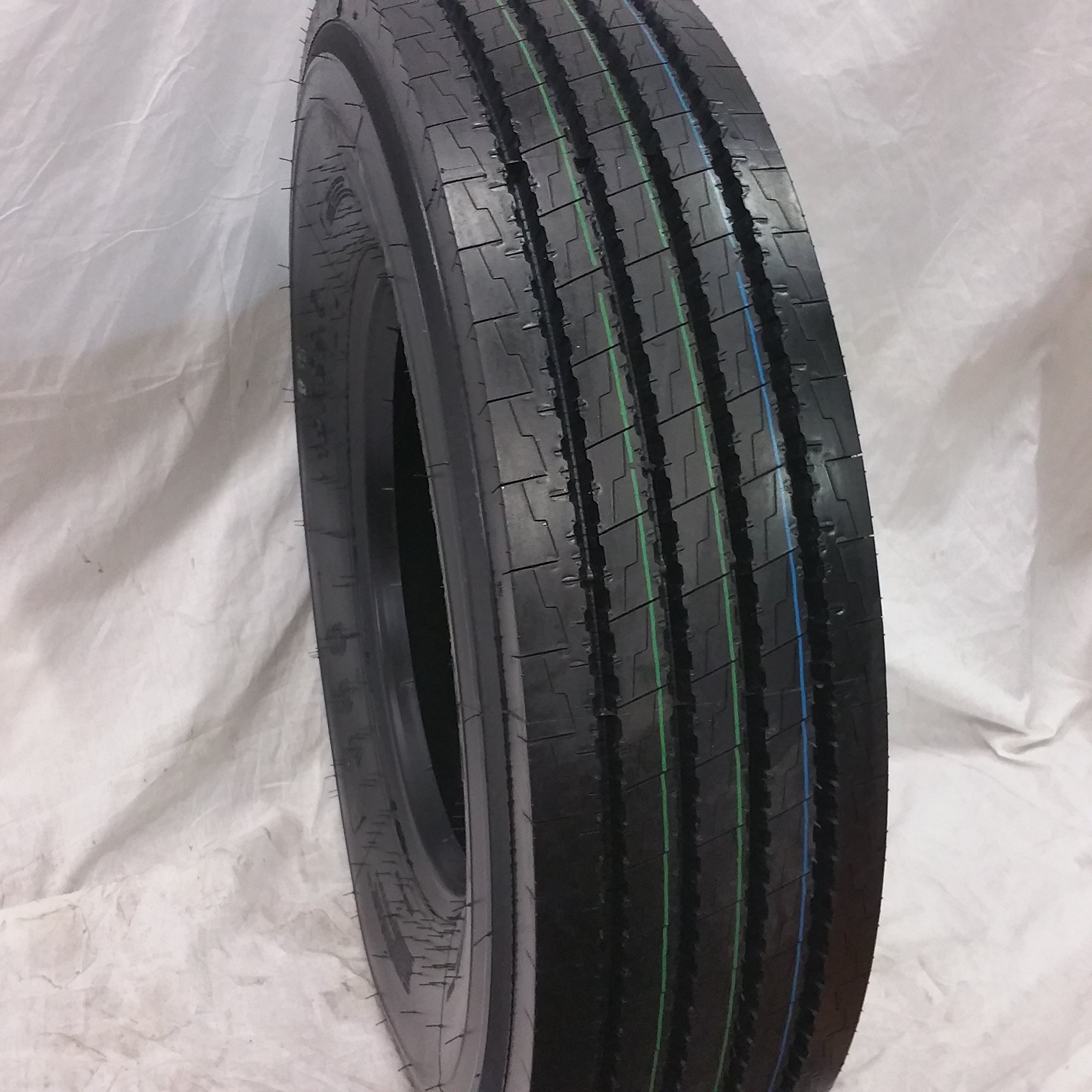11R24.5 ROAD WARRIOR RADIAL (2- STEER TIRES) 16 PLY RATING by ROAD WARRIOR (Image #2)
