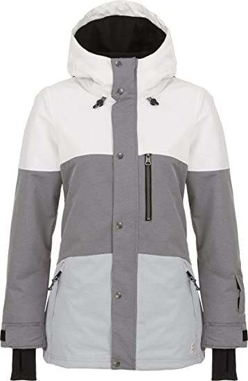 O'neill coral jacket silver melee