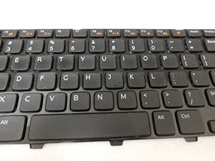 1c023ba9ae2 Replacement for Dell Inspiron 15R N5110 Laptop Keyboard US Layout ...