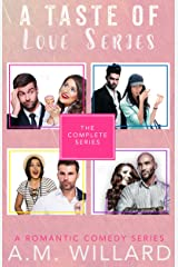 A Taste of Love Series - The Complete Series