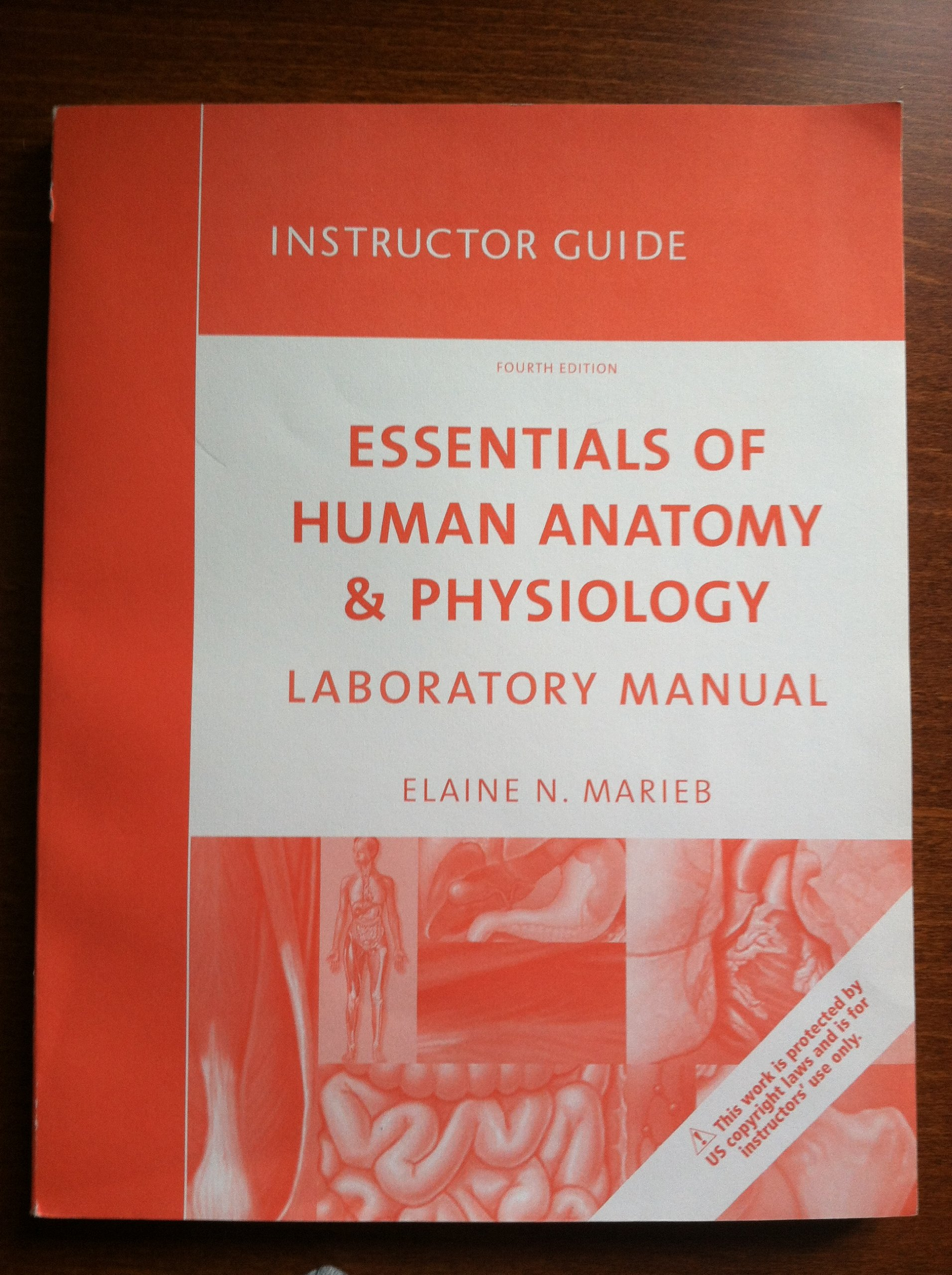 Instructor Guide Essentials of Human Anatomy & Physiology Laboratory ...