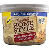 Campbell's Homestyle Soup, Creamy Gouda Bisque with Chicken, 15.3 Ounce (Pack of 8)