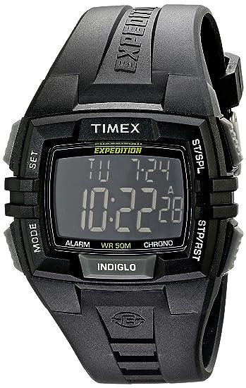 1ee462499f65 Amazon.com  Timex Men s Expedition Chrono Alarm Timer