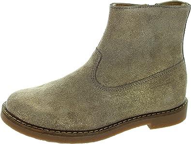 b8b28b221f12a3 Pom D'api Trip Boots, Bottes pour Fille - or - doré,: Amazon.fr ...