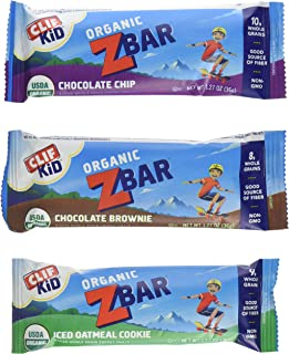 product image for Clif Kid Organic Z Bar - Variety Pack - 1.27 oz - 36 count